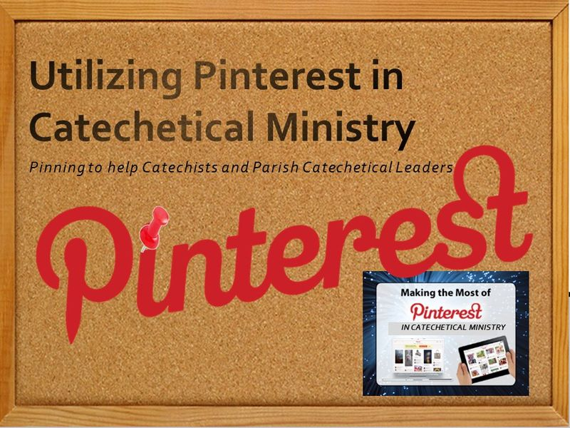 Utilizing Pinterest in your Ministry